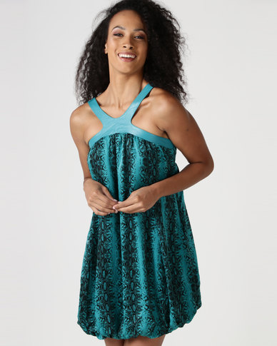 Vero Moda Emilie Dress Green