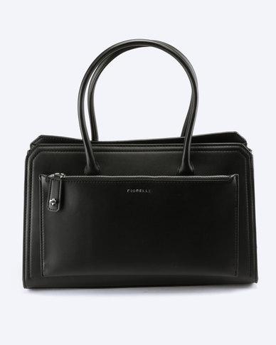 Fiorelli Regents Pocket Front Tote Black