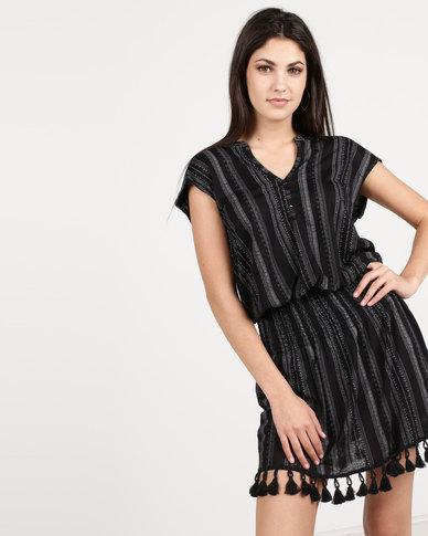 Women'secret Swimwear Dress Black