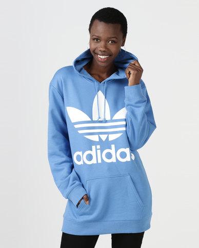adidas Originals BF Trefoil Hoodie Supblu