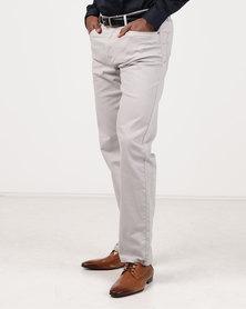 JCrew 5 Pocket Pants Grey