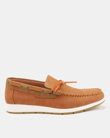 Utopia Docksider Tan
