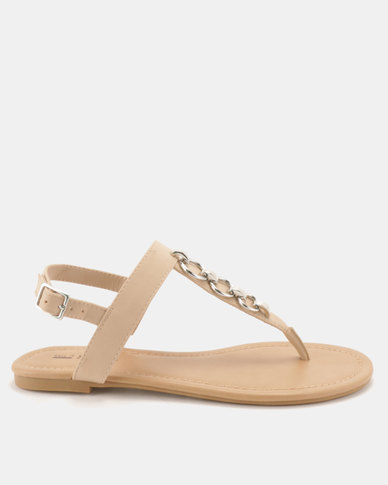 e51593828445 Call It Spring Asauclya Sandals Bone