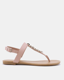 Call It Spring Asauclya Sandals Pink