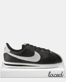 Nike Cortez Basic SL Sneaker Black & White