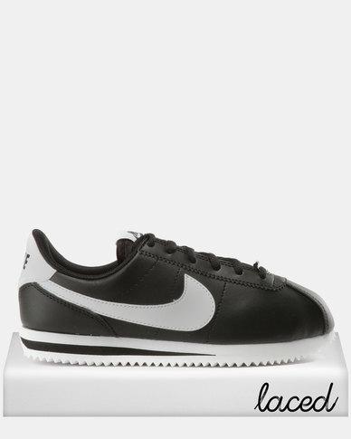 official photos ff11c 121e6 Nike Cortez Basic SL Sneaker Black  White  Zando