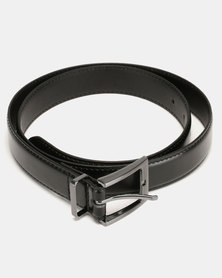 New Look Gosling Formal Belts Black
