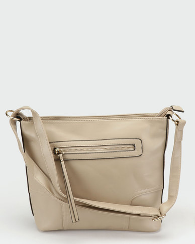 Utopia Shoulder Bag Taupe