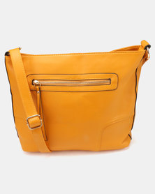 Utopia Shoulder Bag Mustard