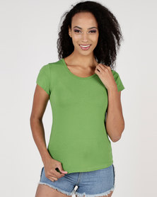Utopia Basic T-Shirt Green
