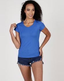 Utopia Basic T-Shirt Blue