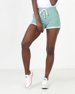 Utopia Fleece Shorts Green