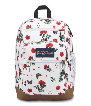 JanSport Cool Student Backpack Rose Garden ae15c54b95545