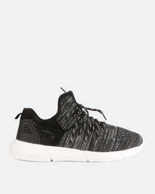 ECKÓ Unltd Paul Sneakers Black