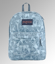 JanSport High Stakes Backpack Orchid Mirror Flock