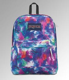 JanSport Superbreak Backpack Dye Bomb