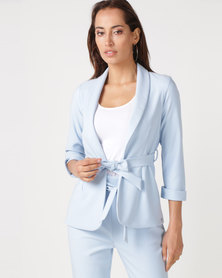 Sasson Blazer Pale Blue