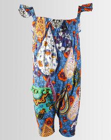 Kieke Printed Bubble Jumpsuit Multi