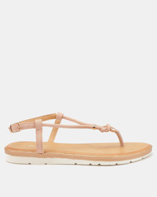 Candy Thong Sandals Pink