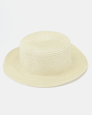 All Heart Structured Straw Hat Natural e306b801ed10