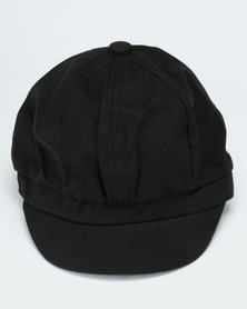All Heart Baker Boy Hat Black
