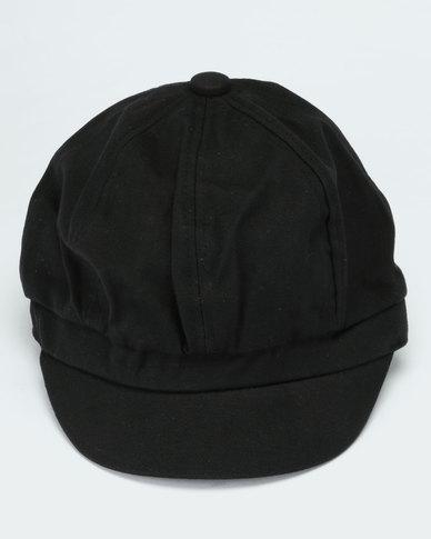 All Heart Baker Boy Hat Black
