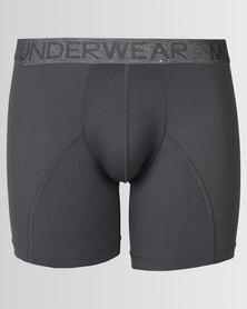 McGlaren Mircrofibere Bodyshorts Grey