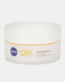 Nivea Q10 Plus Energy Day Cream SPF15 50ml