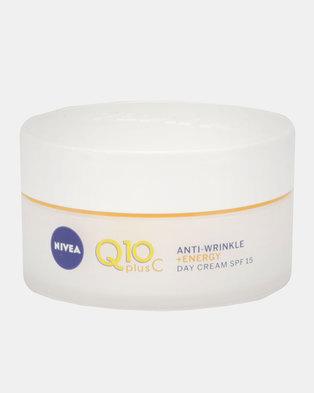 Nivea Q10 Plus Energy Day Cream SPF15 50ml
