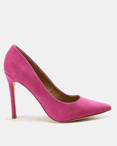 Madison Katinka Pointy Courts Pink