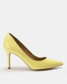 Madison Penny Pointy Courts Yellow