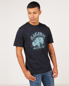 Kakiebos Boskop T-Shirt Navy