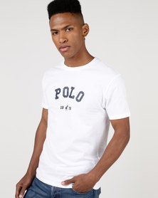 Polo Classic Printed T-Shirt White