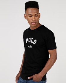 Polo Classic Printed T-Shirt Black