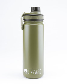 Lizzard Active 530ml Stainless Steel Insulation Flask Green