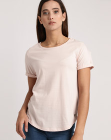 Roxy Love Sun T-Shirt Peach