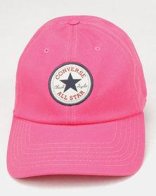 Converse Core Cap Pink Pop