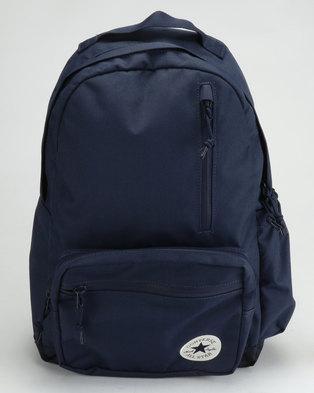 62e3a51a5b58 Converse Go Backpack Navy