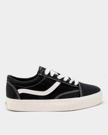 Soviet Mafadi Youth Sneakers Black