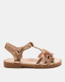 Rock & Co Vance Sandals Bronze