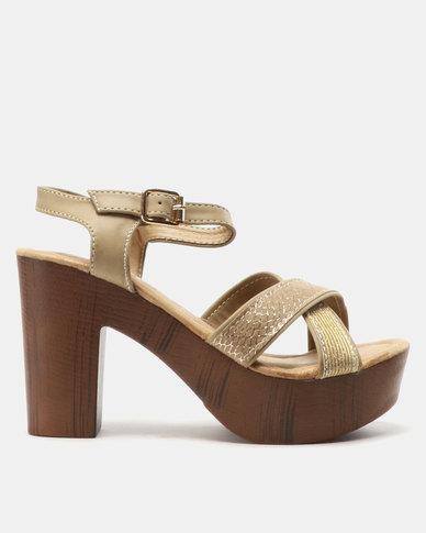 2b20055478d1 Butterfly Feet Ava Platform Sandal Heels Beige