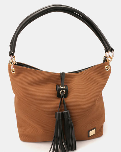 Butterfly Bags Lyst Handbag Taupe