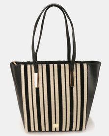 Butterfly Bags Malletier Handbag Black