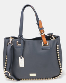 Miss Black Greylee Handbag Navy