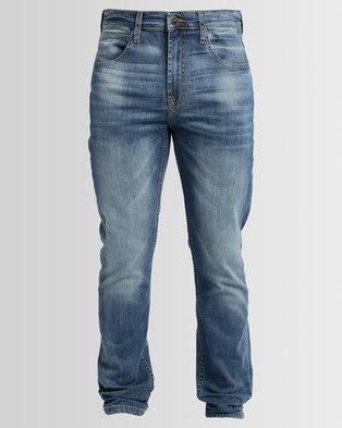 Lee Eddie Jeans Slate Blue