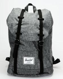 Herschel Retreat Backpack Raven