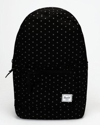 284fc333b0a Herschel Settlement Backpack Black