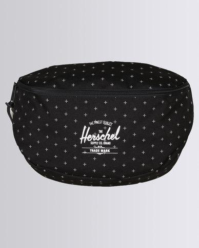 Herschel Sixteen Hip Pack Black