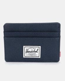 Herschel Charlie Cardholder Blue