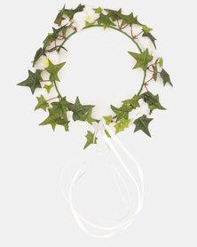 Fairy Shop Flower Garland White